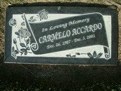 Carmelo C Accardo