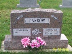 Shirley Kay <I>Lane</I> Barrow