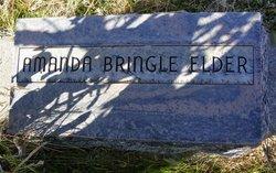 Amanda Jane <I>Bringle</I> Elder