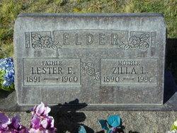 Zilla Lewis Elder