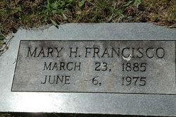 Mary C <I>Hilton</I> Francisco