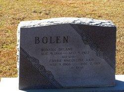 Bunyan D. Bolen