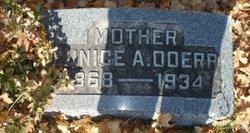 Eunice Ann <I>McElwee</I> Doerr
