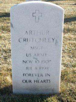 Arthur Crutchley