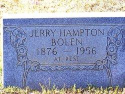 Jerry Hampton Bolen