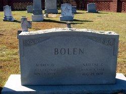 Nadeene <I>Grubbs</I> Bolen