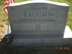 Charlotte Louise <I>Garman</I> Baughn