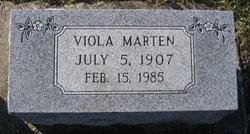 Viola <I>Meier</I> Marten