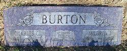 Mildred Lucille <I>Johnson</I> Burton