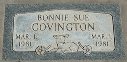 Bonnie Sue Covington