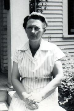 Etta Merrill <I>Mosbarger</I> Lipp