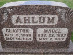 Clayton Ahlum