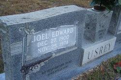 Joel Edward Usrey, Sr