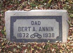 Bert Alexander Annin