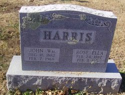 John William Harris