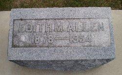 Edith M. <I>Foltz</I> Allen