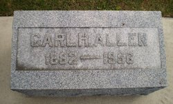 Carl Henry Allen