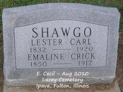 Emaline <I>Crick</I> Shawgo