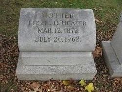 Lizzie O. <I>Heater</I> Hetrich