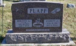 Everett J Plapp