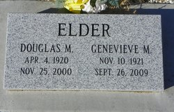 Genevieve M. Elder