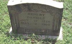Henery McKinley Daniels