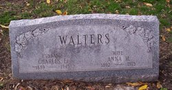 Anna M <I>Hauck</I> Walters