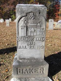 Gurtrude Baker