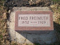 Fred C Freimuth