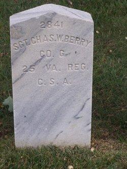 SGT Charles Washington Berry