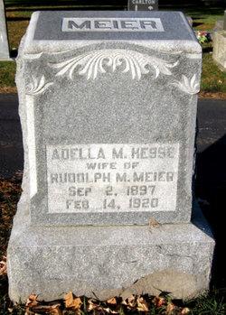 Adella M <I>Hesse</I> Meier