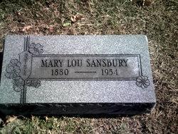Mary Lou Sansbury