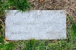 Corp Forest Everett Harrison