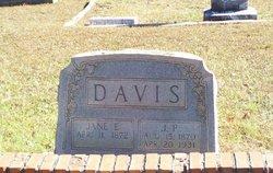 Jane E Davis