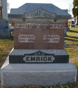 Charlotte <I>Lemasters</I> Emrick