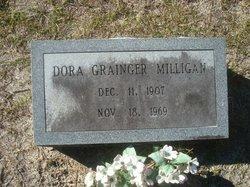 Dora <I>Grainger</I> Milligan