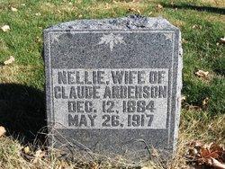 Mrs Nellie Elizabeth <I>Ebling</I> Anderson