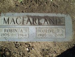 Robin Adair Macfarland