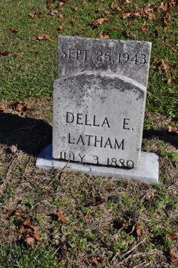 Della E. <I>Gurganus</I> Latham