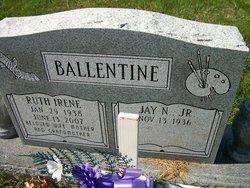 Ruth Irene Ballentine