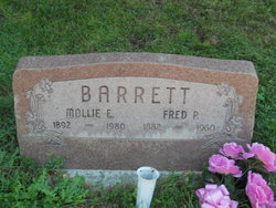Fred P. Barrett