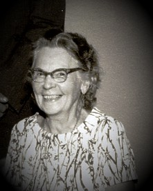 Selma Elvera <I>Johnson</I> Bowe