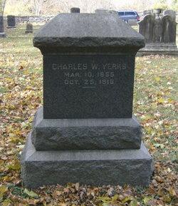 Charles W Yerks