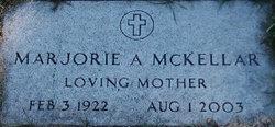 Marjorie Anges <I>Thurlow</I> McKellar