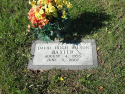 David Hugh Wilson Baxter