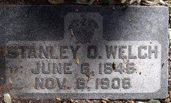Stanley Osborne Welch