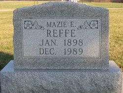 Mazie E Reffe