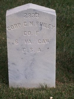 Pvt Charles N Finley