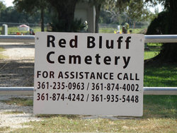 Red Bluff Cemetery