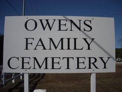 Owens Family Cemetery